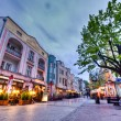 Historical town Sopot - Stock Photo
