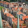 Stock Photo: Historic city of Gdansk
