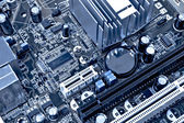Motherboard — Stock Photo