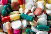 Pillole varie — Foto Stock