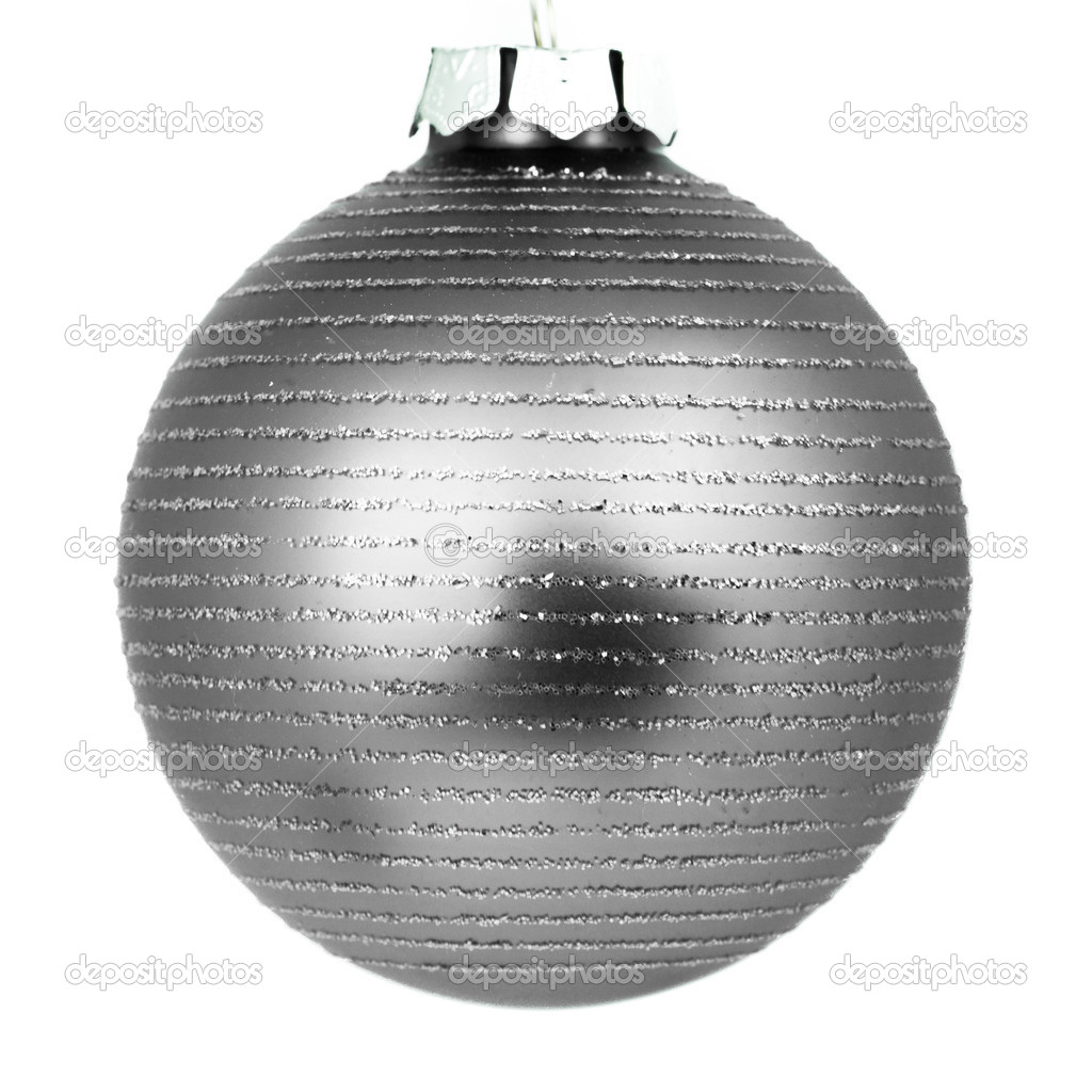 Christmas decoration on Christmas tree  Stock Photo #5296184