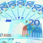 20 euro — Stock Photo #5178625