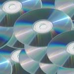 DVD discs — Stock Photo #4076873
