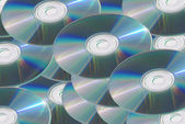 DVD discs — Stock Photo