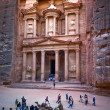 Stock Photo: Petra, Jordan