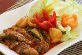 Sardines — Foto Stock