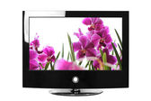 LCD Television — Stock Photo