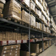 Warehouse — Stock Photo #4434321