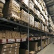 Stock Photo: Warehouse