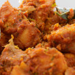 Stock Photo: Spicy Rendang chicken