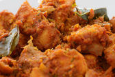 Spicy Rendang chicken — Stock Photo