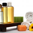 Spa products — Stock Photo #4953906