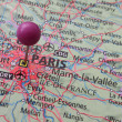 Destination Paris — Stock Photo