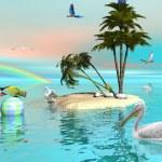 Paradise island — Stock Photo #4296840
