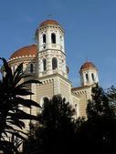 Metropolitan Church of Thessaloniki, Greece — Stock Photo