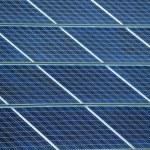 Solar panels — Stock Photo #4666878