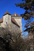 フランス アヌシーの旧城 — ストック写真