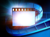 Concepto de la película — Foto de Stock