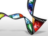 Filme — Foto Stock