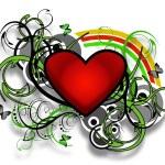 Love design — Stock Photo #4930975