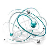 Molecule — Stock Photo