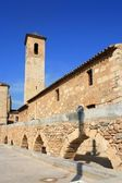 Sant Miquel church, Montblanc, Spain — Stock Photo