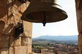 View of Montblanc town, Spain — Stock Photo