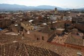 View of Montblanc town — Stock Photo