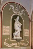 Montserrat monastery interior — Stock Photo