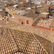 Tiled roofs — Stock Photo #4310512