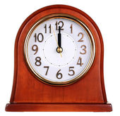 Almost twelve o'clock — Stock Photo