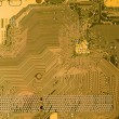 Foto Stock: Printed circuit board