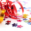 Stock Photo: Stars in form of confetti