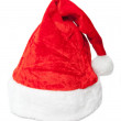 Stock Photo: Santa Hat isolated on white