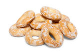 Bread ring (baranka) — Stockfoto