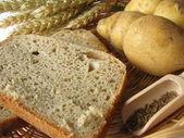Potato bread — Stock Photo