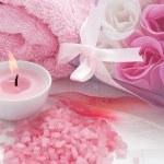 Aromatherapy SPA set — Stock Photo