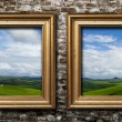 Couple of frames — Stock Photo