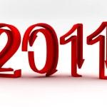 New year arrow — Stock Photo #4554586
