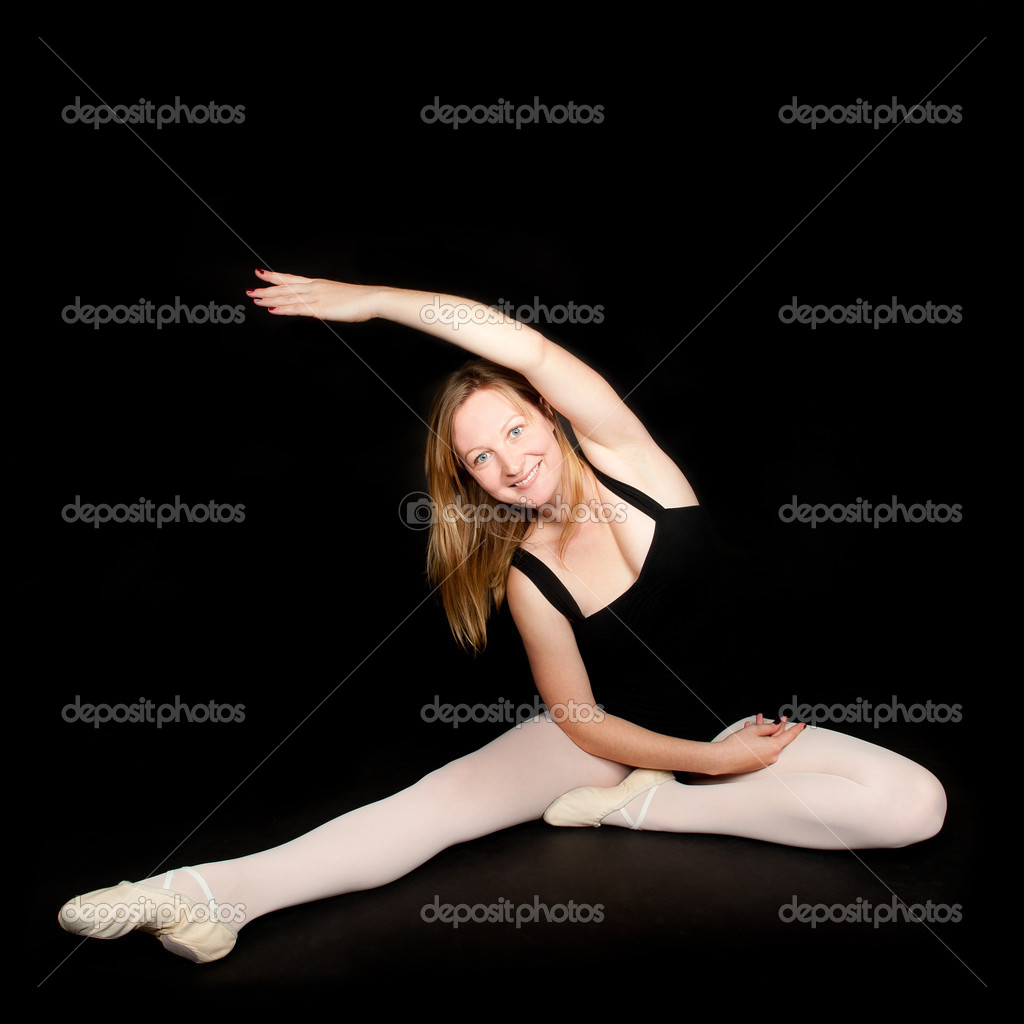 Фото сексуальные балерины 4 фотография
