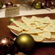 Holiday Sugar Cookies — Stock Photo