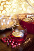 Holiday Punch — Stock Photo