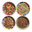 Stock Photo: Sugary Cereals