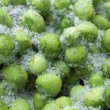 Frozen Peas — Stock Photo