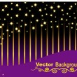 Holiday background. vector illustration. — Stockvektor