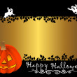Halloween banner. vector. - 