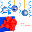 Christmas design. — Stockfoto