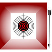 Abstract target. — Stock Vector