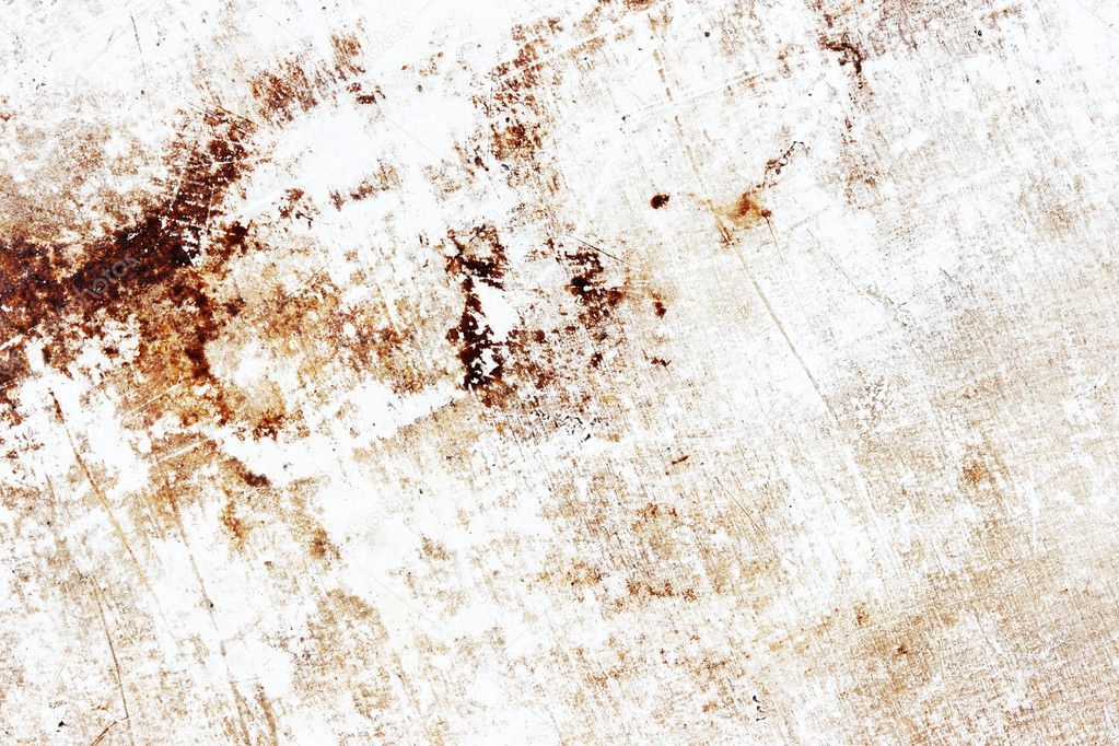Old weathered scratchy metal plate texture — Stock Photo #4046166
