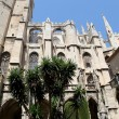 Cathedral St Just and Pasteur of Narbonne - Stock Photo